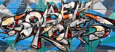 Poster graffiti art in novi sad serbia 8
