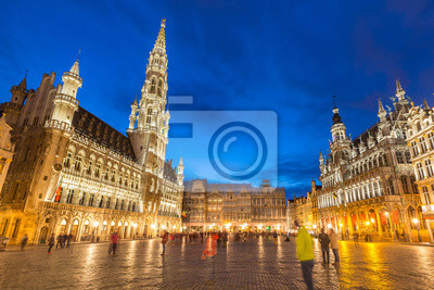 Grand Place in Brüssel Belgien