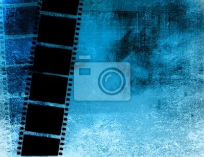 Grunge Filmstreifen Hintergründe