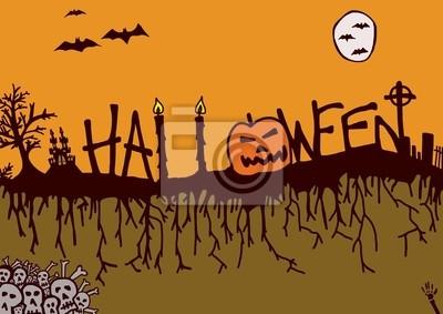 Halloween-Nacht