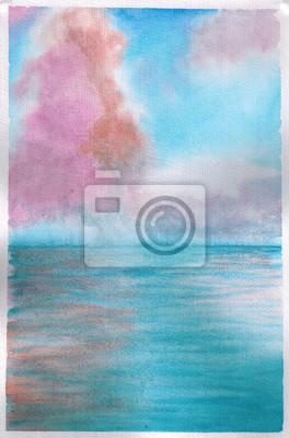 Himmel und Meer Kunst