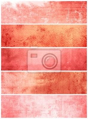 Hintergrund im Grunge-Stil - mit verschiedene Texturen.