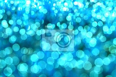 Hintergrund mit Bokeh defokussiert Lichter