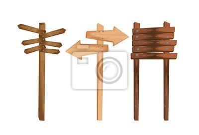 Holz Anzeige