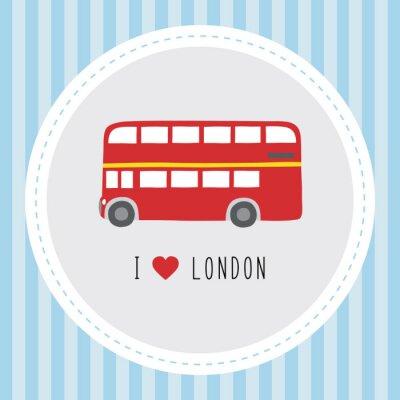 Poster Ich liebe London12