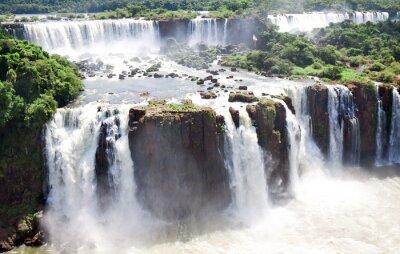 Poster Iguazu Falls