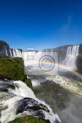 Iguazu Falls, Heritage Site Brazil