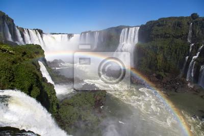 Iguazu Wasserfälle, Brasilien Erbe
