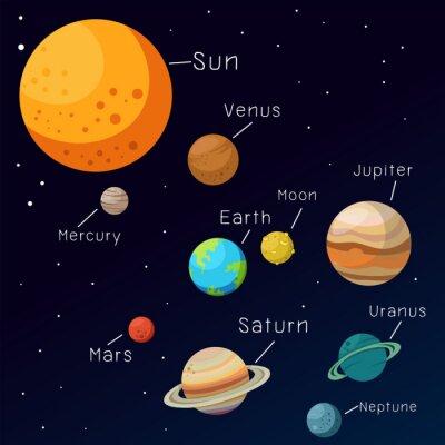 Poster Illustrator von Universe