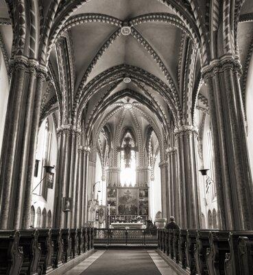 Poster Innerstädtische Pfarrkirche in Budapest