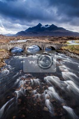 Isle of Skye river