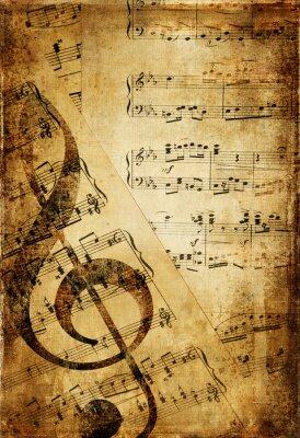 Jahrgang musikalischen Hintergrund