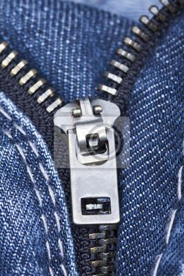 Jeans Reißverschluss