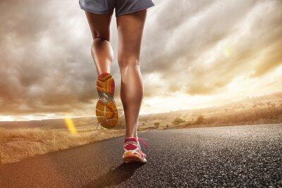 Poster Jogging