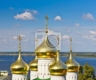 Johannes der Täufer Kirche, Nizhny Novgorod, Russland
