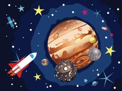 Poster Jupiter Planet