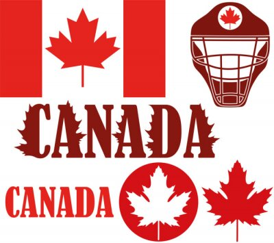 Poster Kanada