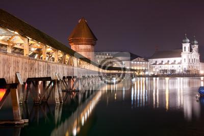 Kapellbrücke Schweiz