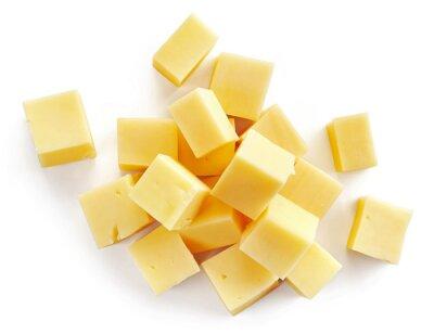 Poster Käsestückchen