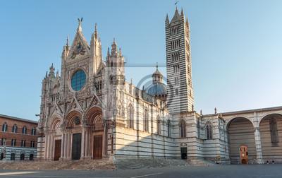 Kathedrale in Siena