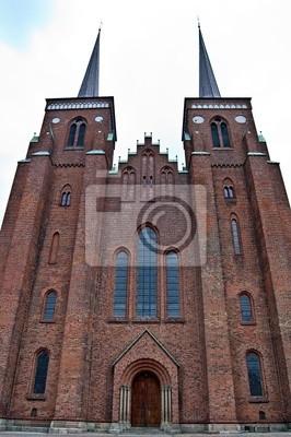 Kathedrale von Roskilde in Dänemark