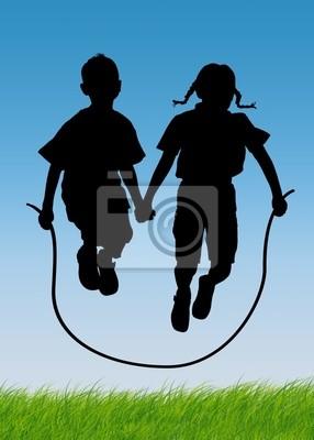 Kinder Silhouetten 8