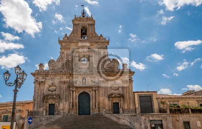 Kirche in Palazzolo Acreide