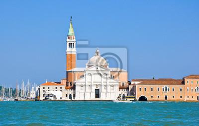 Kirche San Giorgio Maggiore in Venedig.