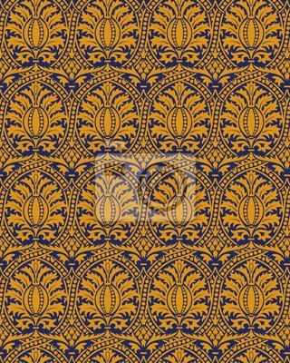 Klassische nahtlose Muster 04