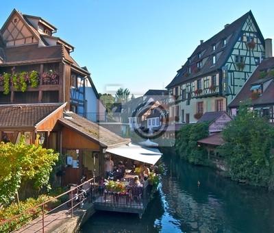 Klein-Venedig in Colmar