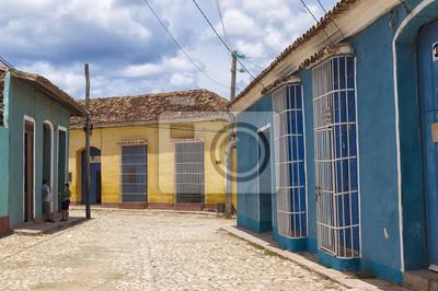 Kolonialhäuser in Trinidad, Kuba