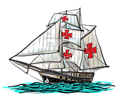 Boote Schiffe Zeichnen Malen - Vorlagen zum Ausmalen ...