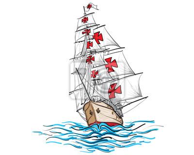 Boote Schiffe Zeichnen Malen
