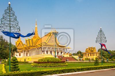 König Palce in Phnom Penh