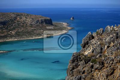 Küste der Insel Kreta in Griechenland