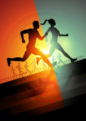 Poster Laufteam