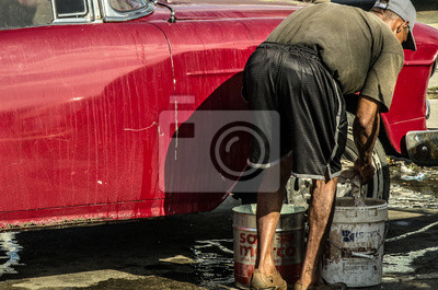 Lavare l'Auto