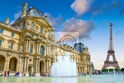 Le Louvre, Paris, Frankreich