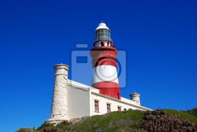 Leuchtturm von Kap Agulhas (Südafrika): Der südlichste poin