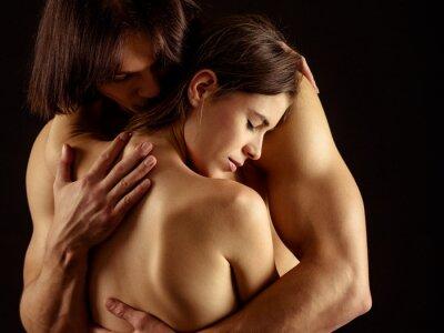 Poster Liebe umarmen