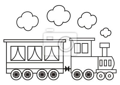 Zug Malvorlage Kostenlos Zuge Ausmalbilder 8