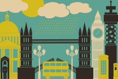 Poster London anzeigen