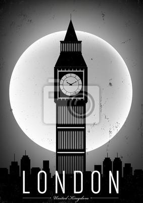 London Poster Design