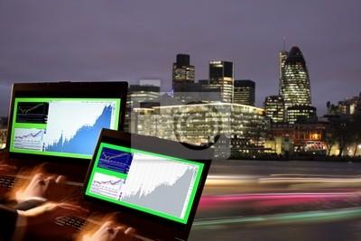 London Stock Exchange-, UK