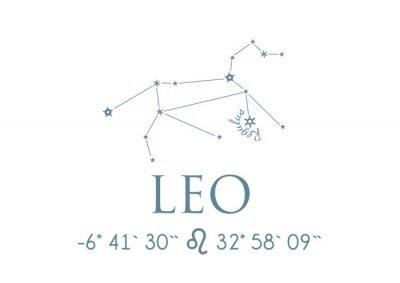 Poster LÖWE LEO