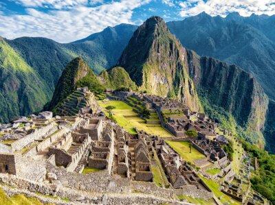 Poster Mach Pichu