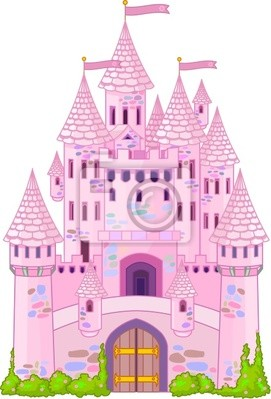 Poster magic Castle