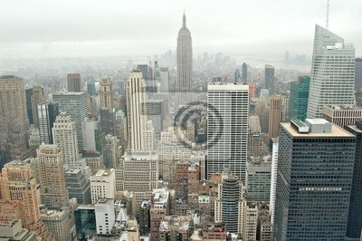 Manhattan à New York City