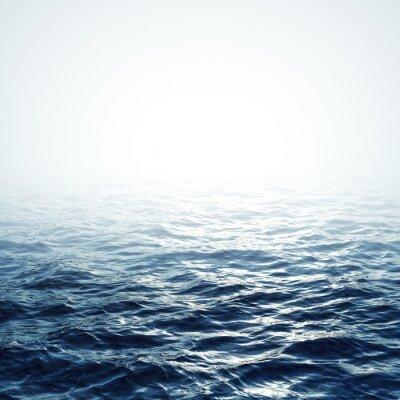 Poster Meer-Hintergrund