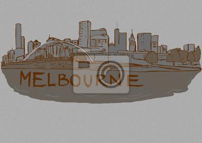 Melbourne Stadt Klassiker